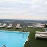 One of the panoramic views from the rooftop pool. Date of stay: April 2, 2013