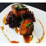 Stout Briased Pork Belly