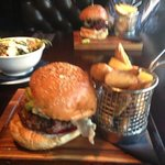  Lebowski Burger &amp; Chunky Chips