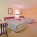 Kingsley Inn Suite Fort Worth TXBed