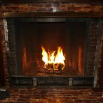  Library Suite Fireplace