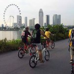 Druthers Biking in Singapore