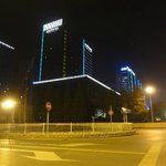  View of Pullman Beijing West Wanda from intersection