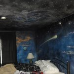 Space Odyssey Themed Room