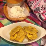  Sancocho with tostones
