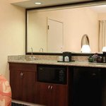 Executive Suite Wet Bar