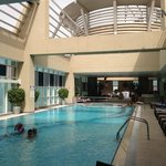 Grand Millennium Al Wahda Hotel swimming pool