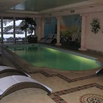 piscina in spa