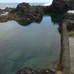  Lava pools in Garachico, great place to take a dip (but be careful) - 10 mins from the hotel