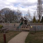 outside play area
