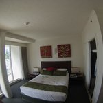  Fish eye room view