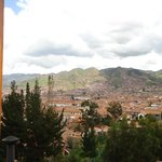 This the view of Cusco from Pukara Wasi