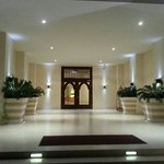  entrance lobby