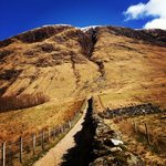  glen Nevis walk