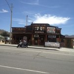  Front entrance to the Joshua Tree Saloon