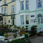  The Sherwood - possibly the only hotel in Llandudno to offer stabling, hay and straw.