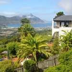  Blick vom Dreamhouse auf Hout Bay
