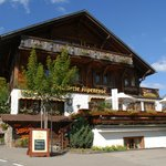  Blumengeschmcktes Chalet