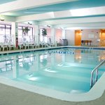  Holiday Inn Inner Harbor indoor pool
