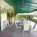  Holiday Inn Express Hialeah/Miami Lakes - Patio