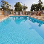  Meet and relax at the seasonally heated pool