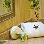 Upscale Bathroom Amenities