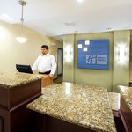 Holiday Inn Express Glendale AZ Reception/Front Desk