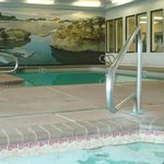 Swimming Pool & Whirlpool - Arcata Eureka Hotel