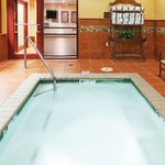 Holiday Inn Express and Suites Indoor Hot Tub
