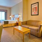 Unwind, rest or work from our spacious suite