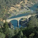 No Hands Bridge Over American River