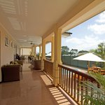  Exclusive Villa - Balcony/Veranda Area