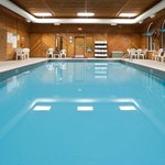 Take A Dip In The Swimming Pool Or Relax In The Whirlpool