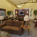  Bring you family and watch tv in our lobby.