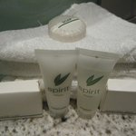  toiletries &amp; amenities