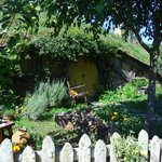 Hobbiton, enjoyed.