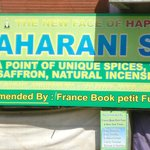 The Outside of Maharani Spices