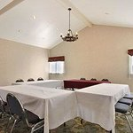  Our new meeting room can accommodate approx. 45 people
