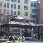  Center of the Rockville Town Center - skating &amp; playground