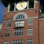  Clock at the Rockville Town Center