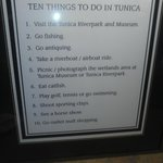  10 things to do in Tunica