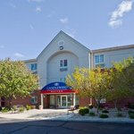  Candlewood Suites-Troy Hotel Exterior.