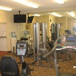  Fitness Center - Open 24 Hours