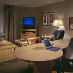  Candlewood Suite Hotel Baltimore Linthicum Guest Suite