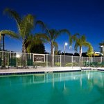 Enjoy a beautiful Florida evening by the pool