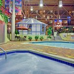 Holiday Inn Toronto Yorkdales Beautiful Indoor Swimming Pool