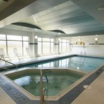  Take a swim in our Large Indoor Pool and Spa