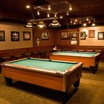 The Green Pool Tables