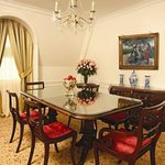 Presidential Suite Dining Room
