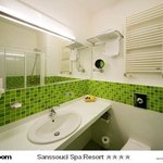 SANSSOUCISpa Resort Bathroom